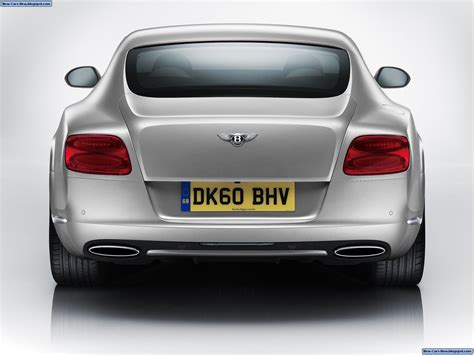 Bentley Continental Modification by Bentley Continental Gt 2012