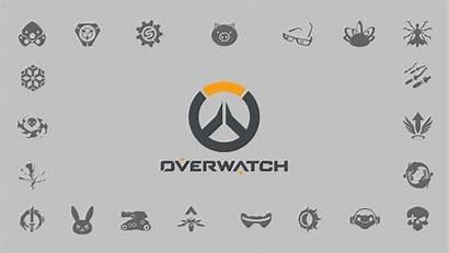 Overwatch Entertainment Desktop Blizzard Author Games Backgrounds
