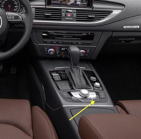 Audi A6 2017 Interior by Reset 187 Archive 187 2017 Audi A6 Interior