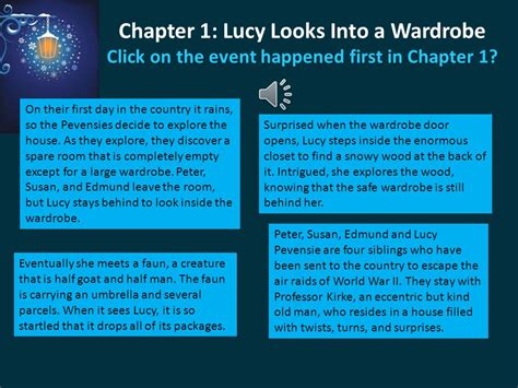The Lion, The Witch, And The Wardrobe Chapters 16 Review