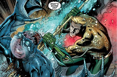 fishy facts  aquaman