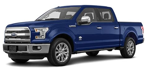 2017 Ford F-150 Reviews, Images, And Specs