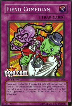 Yugioh Fiend Deck 2009 by Pojo S Yu Gi Oh Site Strategies Tips Decks And News