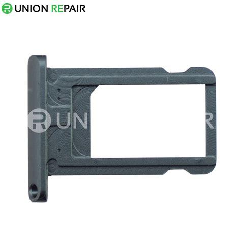replacement  ipad mini sim card tray black