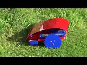 Rasenmäher Roboter Bauanleitung : der arduino roboter rasenm her aus dem 3d drucker youtube ~ Michelbontemps.com Haus und Dekorationen