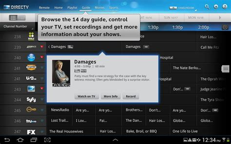 directv releases tablet app  android droid life
