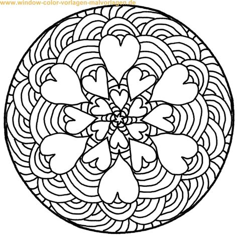 mandalas zum drucken malvorlage ausmalbild mandala zum ausdrucken und zum ausmalen ausmalbilder