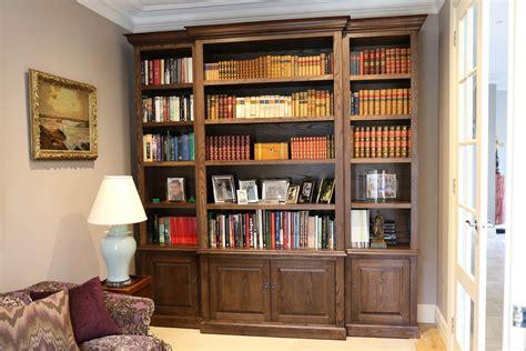 Buy Online Large Custom Designed Timber Bookcase Australia