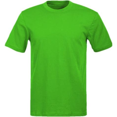gents t shirt green light