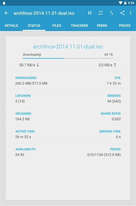 best android torrenting app the 5 best torrent apps for android 2015 edition