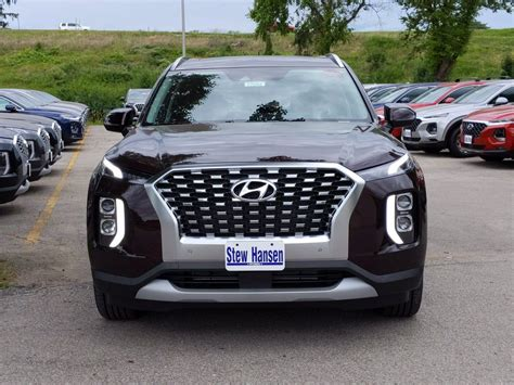 This sel is not fully loaded as i stated because it is missing the drive. New 2020 Hyundai Palisade SEL AWD Sport Utility