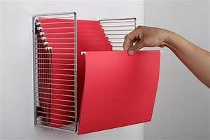 Rackitfilecom cubicle file organizer a small space for Hanging document organizer