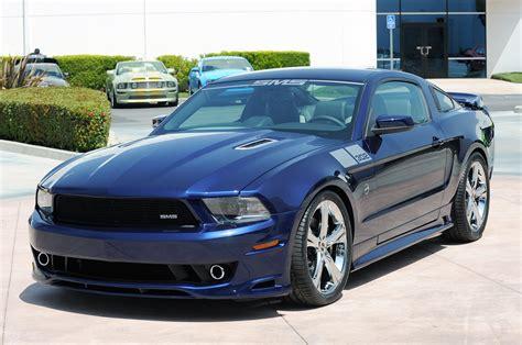 2011 Saleen Sms 302 Mustang