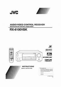 Rx-6100vbk Manuals