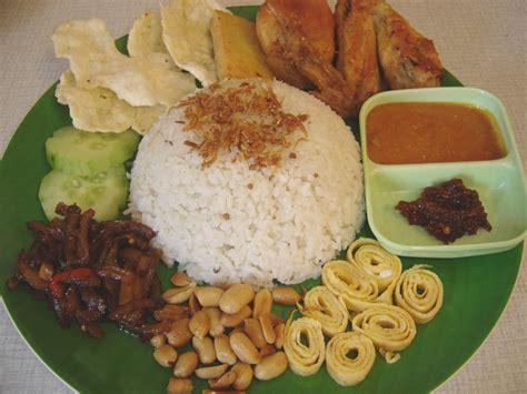 jakarta cuisine tasty food nasi uduk