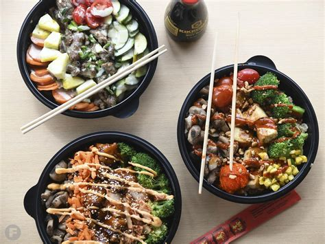 Ni Hao Fresh Serves Fast-casual Poke And Stir-fry Bowls In