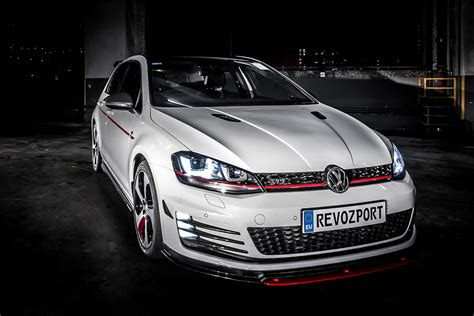 golf 7 tuning vw golf 7 razor revozport 16 vw tuning mag
