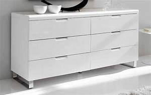 Commode 6 Tiroirs Conforama : commode design 6 tiroirs milka ~ Dailycaller-alerts.com Idées de Décoration
