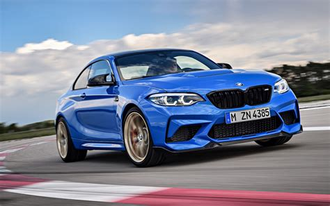 2020 bmw m2 cs unveiled more power from s55 engine performancedrive
