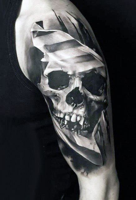realistic tattoos  men realism design ideas