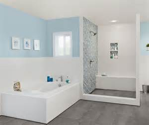 ideas for bathroom tiles on walls lagon bleu schluter ca