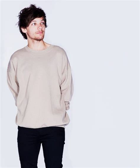louis tomlinson sweater sweater louis tomlinson one direction light brown
