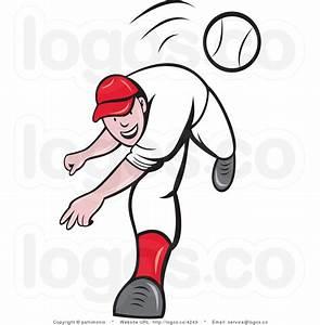 Baseball Player Pitching Clipart | Clipart Panda - Free ...