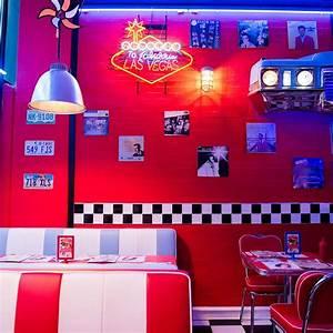 American Diner Zubehör : 1950 american diner ~ Sanjose-hotels-ca.com Haus und Dekorationen