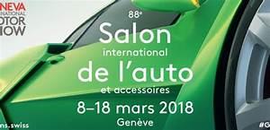 Salon Auto Genève : salon de l auto de gen ve 2018 ~ Maxctalentgroup.com Avis de Voitures