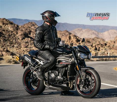 speed rs 2018 2018 triumph speed rs 148hp 117nm mcnews au