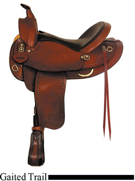 saddle trail hill country gaited saddlery american texas iii horn choice number 938g