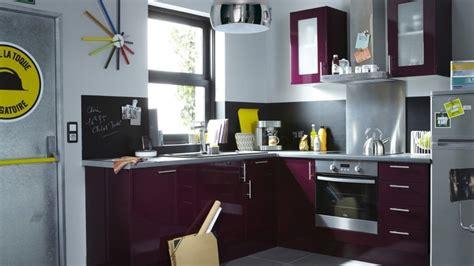 cuisine aubergine leroy merlin ophrey com modele cuisine leroy prélèvement d