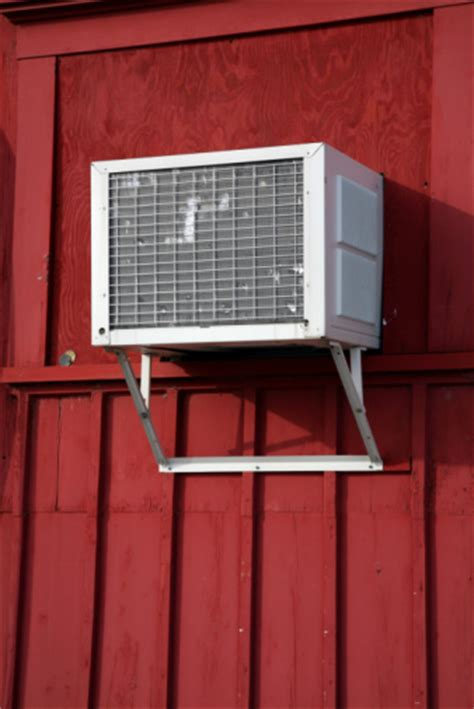 instructions    install  window air conditioner   manufactured home hunker