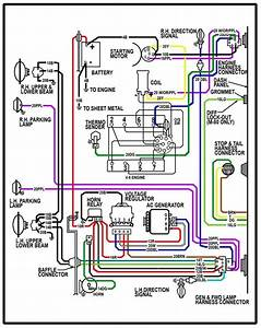 69 Chevy C10 Ignition Wiring Diagram Collection 1966 Chevelle Switch 68 Autowire Diagrams