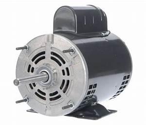 3  4 Hp Direct Drive Blower Motor 1140 Rpm 115  230v Dayton
