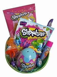Shopkins Easter Surprise Egg Basket - SPKFans.com