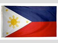 Buy 3 x 5' Philippines Flag Flag Store USA