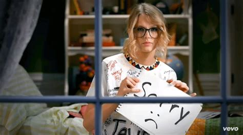 sorry taylor swift gif find share on giphy