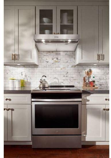 whirlpool wvuucfs    cabinet range hood