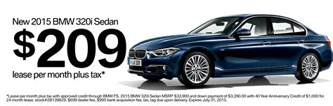Bmw Lease Miami by South Motors Bmw 3 Series Lease Offers