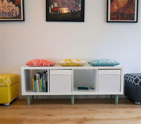 IKEA Hacks – Kallax Storage Units – LegHeads – Replacement