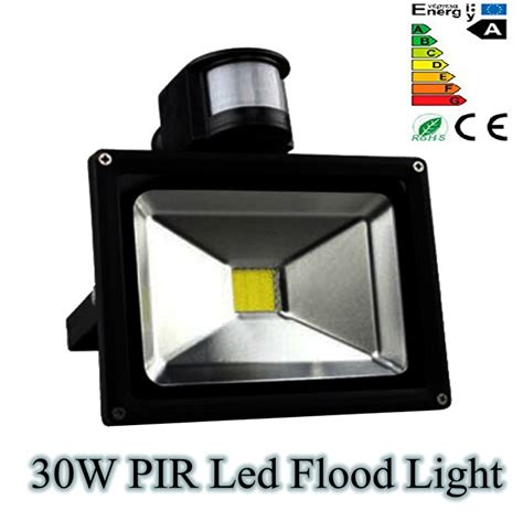 best rated motion sensor security light aliexpress com buy 30w pir led flood light outdoor