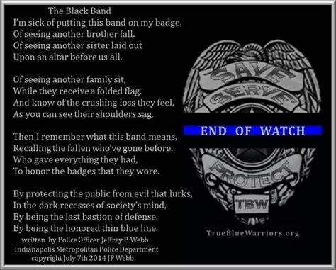 Quotes Honoring Police Officers. QuotesGram