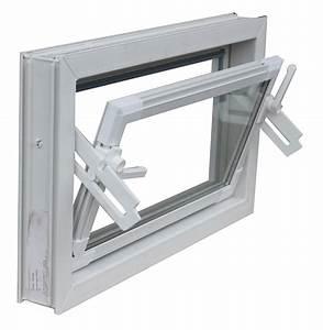 Lüftung Keller Ohne Fenster : trobak kellerfenster weiss 80x30 cm einfachverglasung ~ Watch28wear.com Haus und Dekorationen