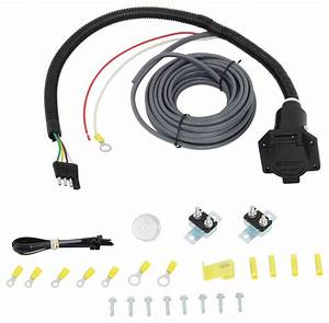 Curt Universal Installation Kit For Trailer Brake