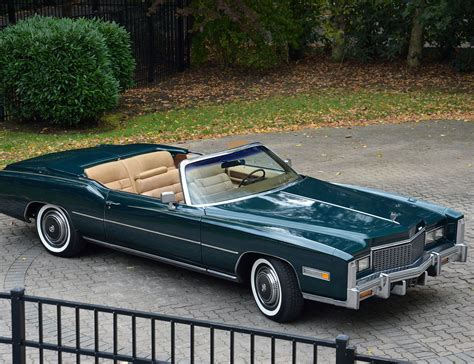 4 Beautiful Vintage Luxury Convertibles • Gear Patrol