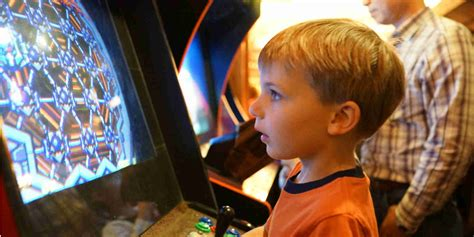 How To Get Modern Kids To Play Retro Video Games Fatherly
