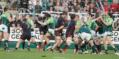 bagarre rugby les plus quot belles quot bagarres du rugby fran 231 ais en vid 233 os sud ouest fr