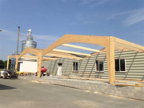 batiment industriel dupr 233 bois construction