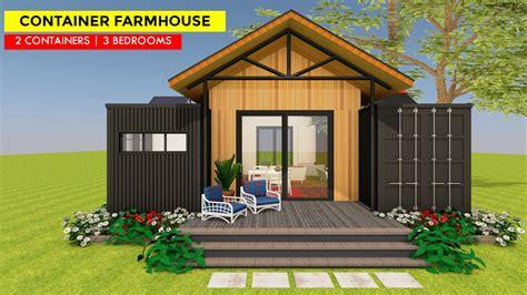 shipping container farmhouse house design floor plans